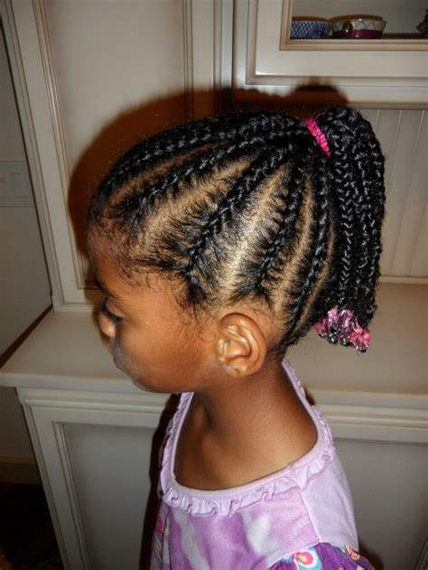 cornrow into ponytail designs cornrows into ponytail hairstyles pinterest