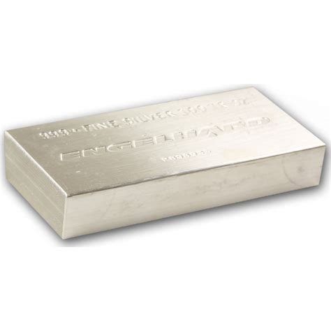 10 Oz Engelhard Silver Bar Price by 100 Oz Engelhard Silver Bar 999 Best Prices