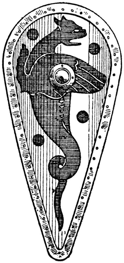 kite shield clipart