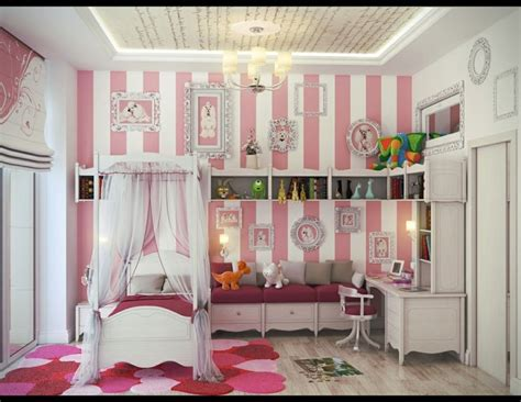 Chambre Shabby by 35 Id 233 Es D 233 Co Shabby Chic Pour Une Chambre De Fille