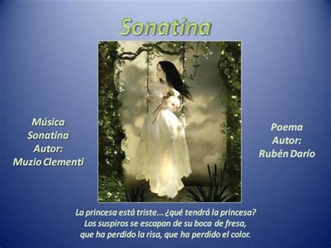 imagenes visuales de sonatina sonatina rub 233 n dar 237 o authorstream
