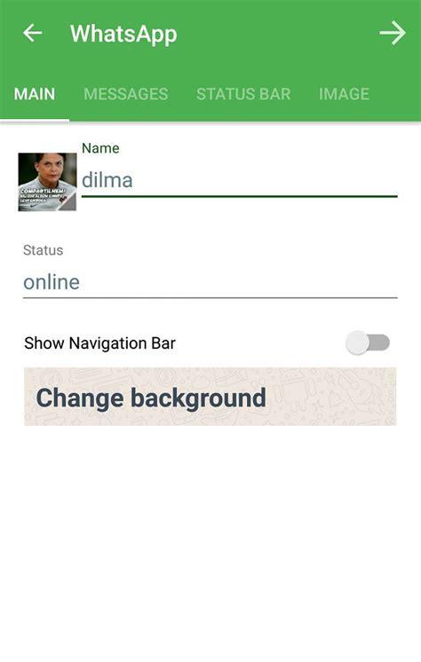 whatsapp online tutorial criar conversas fake whatsapp facebook messenger super