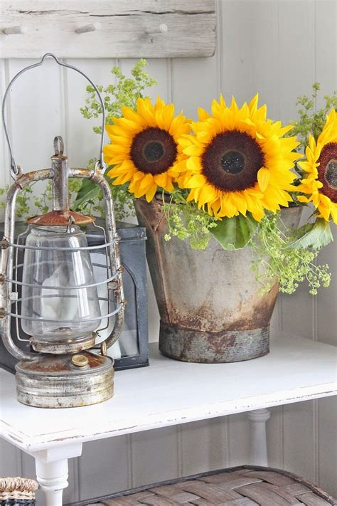 sunflowers decorations home best 20 sunflower home decor ideas on pinterest spring