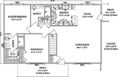 lexington floor plan lexington by wardcraft homes ranch floorplan