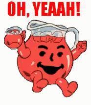Kool Aid Oh Yeah Meme - oh yeah kool aid meme gifs tenor