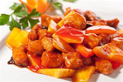 Sweet Sour by Sweet And Sour Pork Gu Lao Rou Recipe