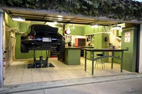 Workbench Designs For Garage the invisible lift
