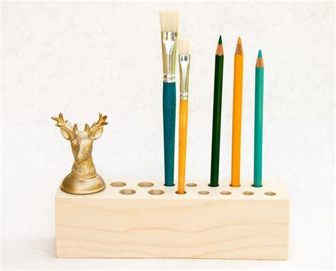 Desk Pencil Holder by Sale 50 Salvaged Wood Pencil Holder Desk Organizer Pen