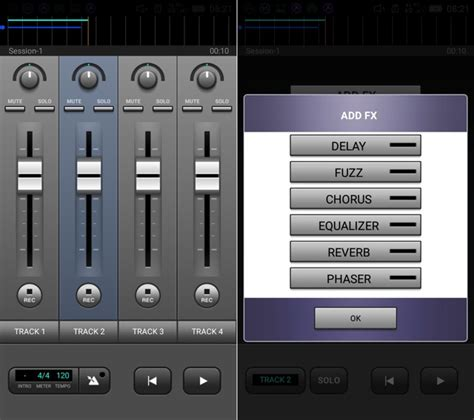 garage band apk 9 garageband alternatives for android 2016 beebom