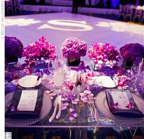 wedding table ideas purple purple wedding ideas perrysburg wedding planner toledo wedding planner