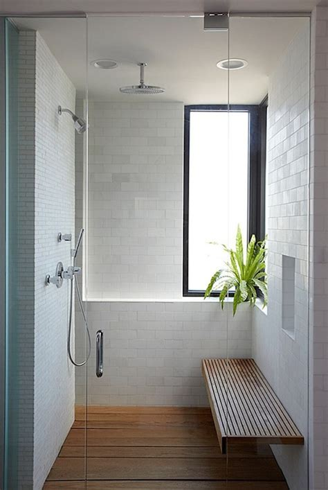 25 Bathroom Bench and Stool Ideas for Serene Seated