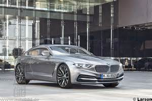 9 Series Bmw Bmw 8 9 Series Rendered Once Again
