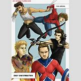 One Direction Superheroes Tumblr   707 x 1000 jpeg 287kB