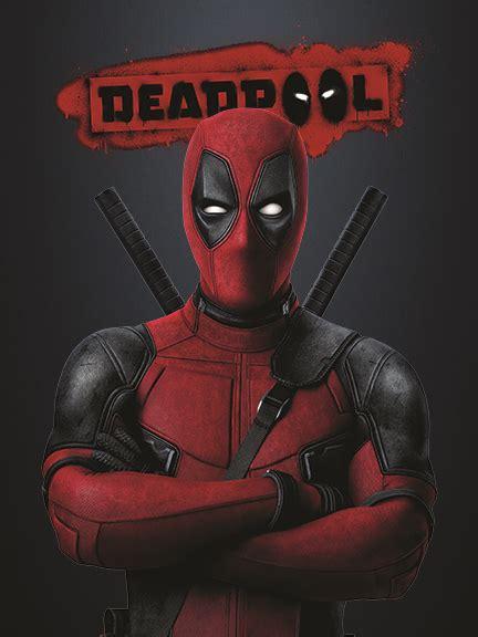 deadpool poster komicsmart