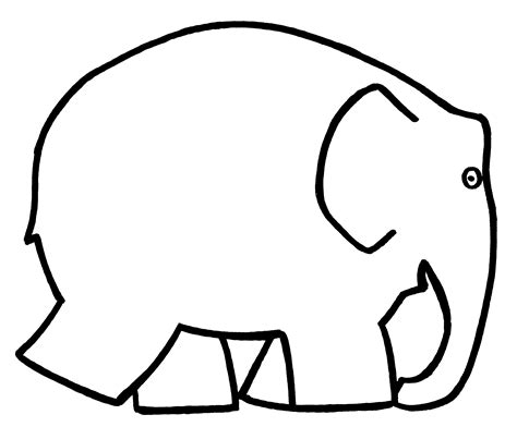 coloring page for elmer the elephant elmer valid 233 es