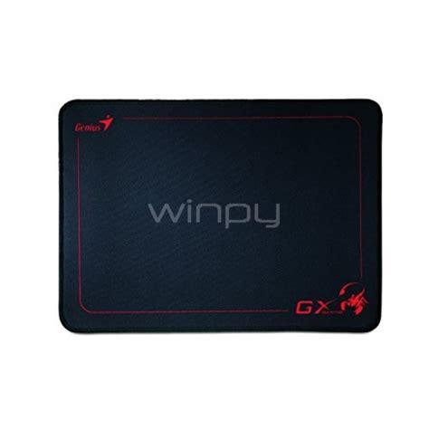 Genius Mousepad Gx mousepad genius gx 100 caucho negro winpy cl