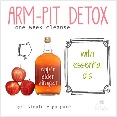 Detox Armpits Bentonite Clay by Detox Your Armpits With This Diy Recipe Bath And