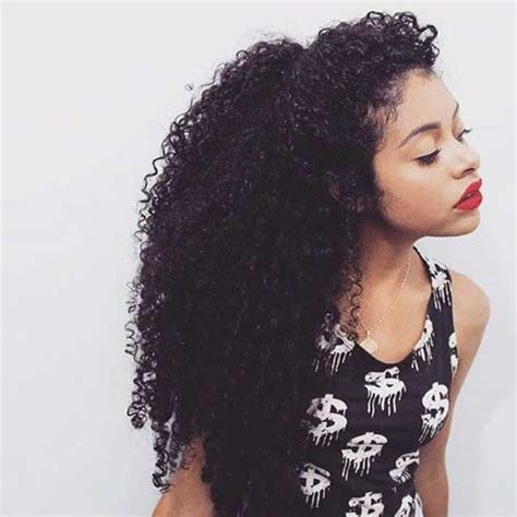 natural hairstyles for long straight hair 20 natural hairstyles for long hair long hairstyles