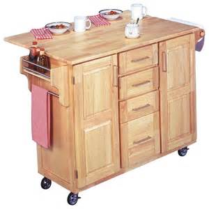 breakfast bar kitchen cart contemporary kitchen