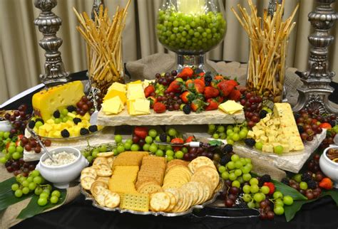 Grapes And Wine Home Decor cheese board table