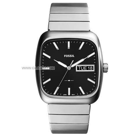 Fossil Fs5329 2 jam tangan fossil rutherford fs5331 slslb stainless steel