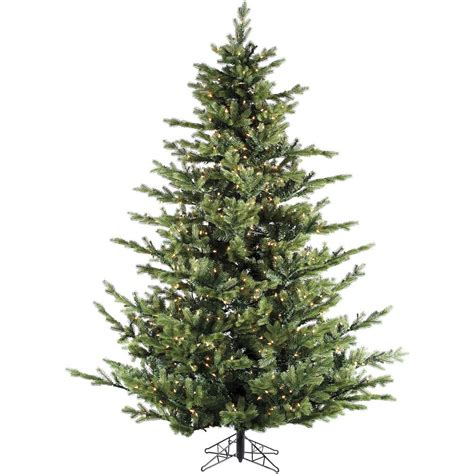feel real alaskan spruce tree 12 ft feel real alaskan spruce artificial tree with pinecones and 1200 clear lights