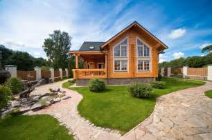 Country Home Design Pictures by Cozy Wooden Country House Design With Interior In Colors