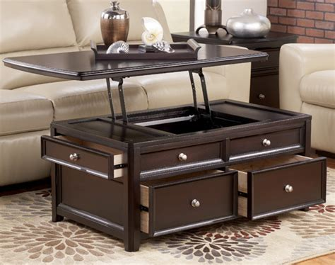 Carlyle Lift Top Coffee Table Carlyle Rectangular Lift Top Cocktail Table