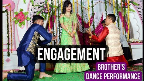 BEST dance performance by bride Brothers   Amazing