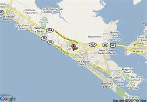 map of country inn suites panama city panama city