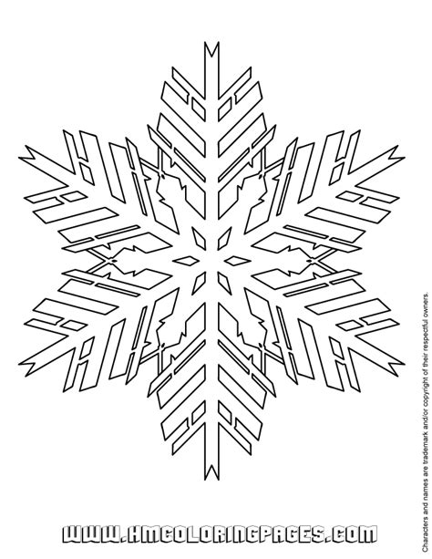 snowflake method template marvellous design snowflake outline template clip