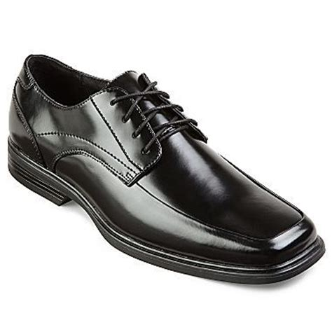 jc mens dress shoes claiborne mens oxford lace up dress shoes jcpenney