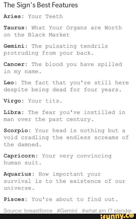 astrology ifunny
