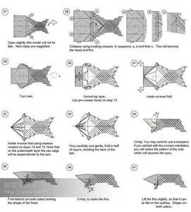 How To Make Koi Fish Origami - origami koi fishmoney fish origami