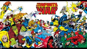Infiniti War Throwbackthursday Classic Comic Review Pulp Nation