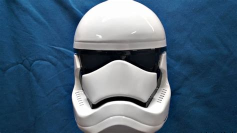 How To Make A Stormtrooper Helmet Out Of Paper - how to build the wars the awakens stormtrooper