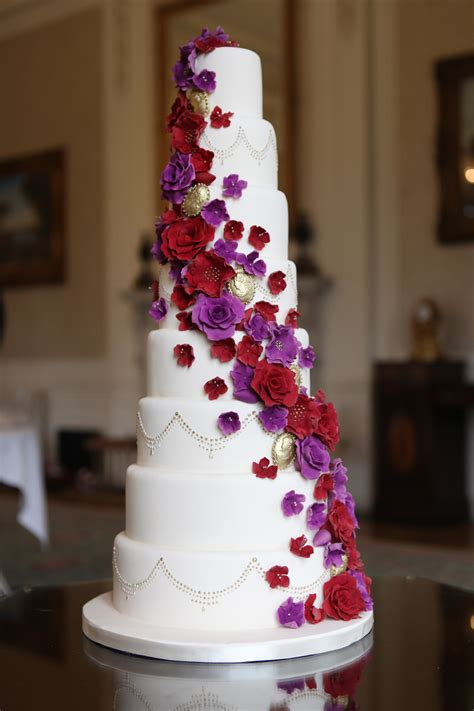 Asian Wedding Cakes by Wedding Cakes Beds Bucks Herts And