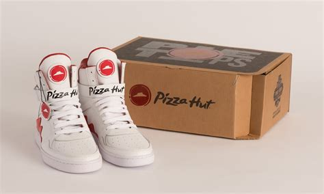 Pizza Hut Background Check Now There Are Sneakers That Can Order A Pizza For You