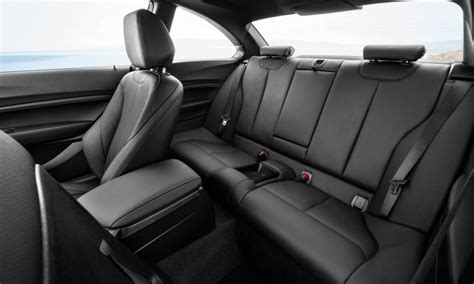 Bmw 2er Interieur by Bmw 2 Series Coupe And Convertible Facelift Unveiled