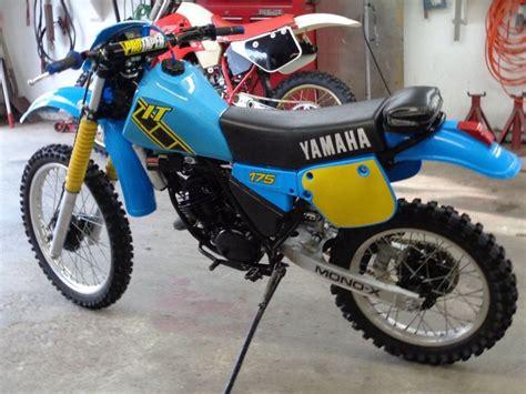 vintage yamaha motocross bikes 83 yamaha it175 vintage dirt bike dirt biking yamaha