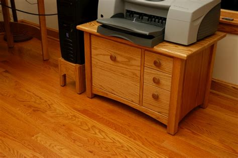 Printer Stand File Cabinet Furniture Steve Downey