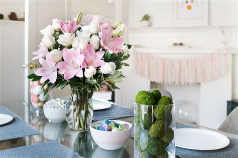 Easter Centerpieces by Diy Easter Centerpieces For The Table