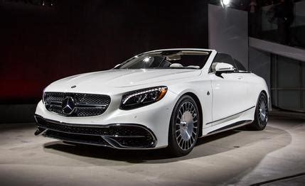 mercedes maybach s650 cabriolet photos and info news