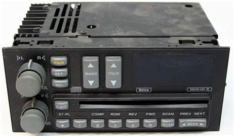 1992 1994 Gmc Jimmy Factory Stereo Am Fm Cd Player Oem