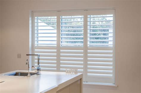Interior Shutters Home Depot large window blinds horizontal blinds for large windows