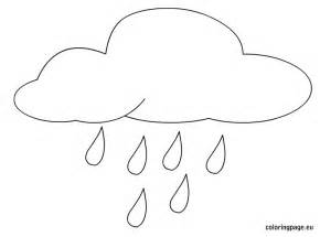 rain coloring pages getcoloringpages com
