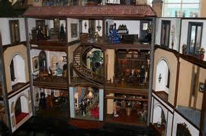 Gothic Rug Victorian Dollhouse Furniture And Accessories Best Decor