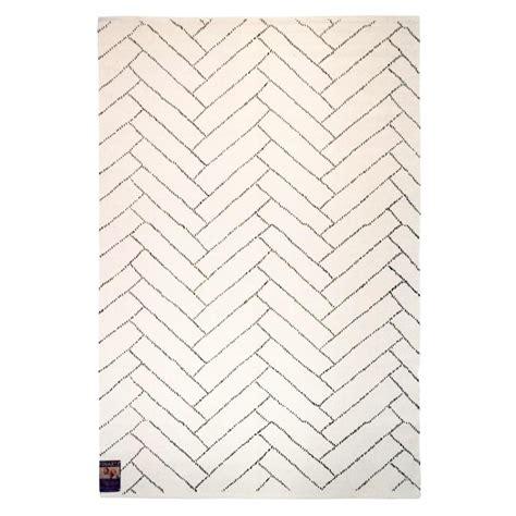 teppiche 300 x 200 finarte teppich aitta white black 140x200 cm