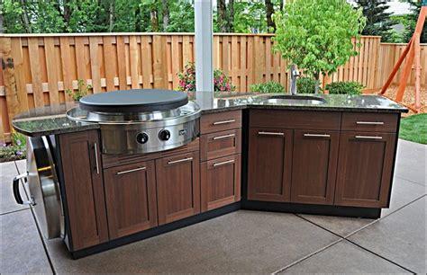 outdoor kitchen cabinet doors rustic outdoor kitchen ideas upmount sink natural and