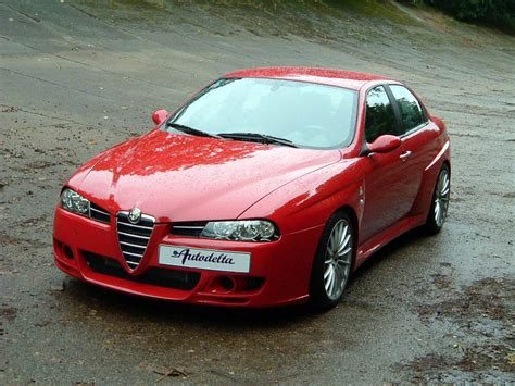 alfa romeo autodelta 156 gta am information